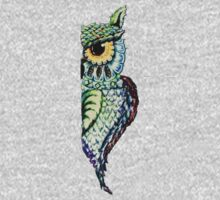 Half Owl Kids Clothes