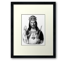 iMessiah Framed Print