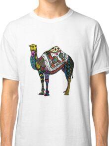 Camel Zentangle Classic T-Shirt