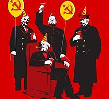 The Communist Party 3: The Communing by Tom Burns