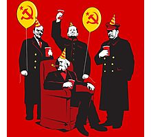 The Communist Party 3: The Communing Photographic Print