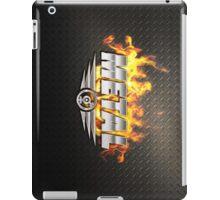 Heavy Metal Fire iPad Case/Skin