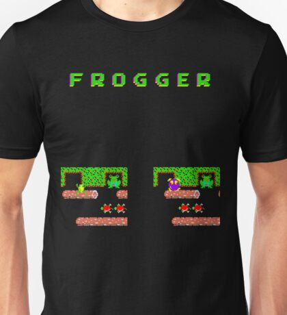 Frogger's Frustration 3 -  Only One More to Go Unisex T-Shirt