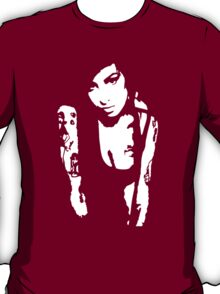 Stencil Amy Winehouse T-Shirt