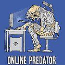Online Predator by Tom Burns