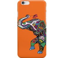 Elephant Zentangle iPhone Case/Skin