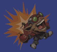 League of Legends - Ziggs by cicciokami