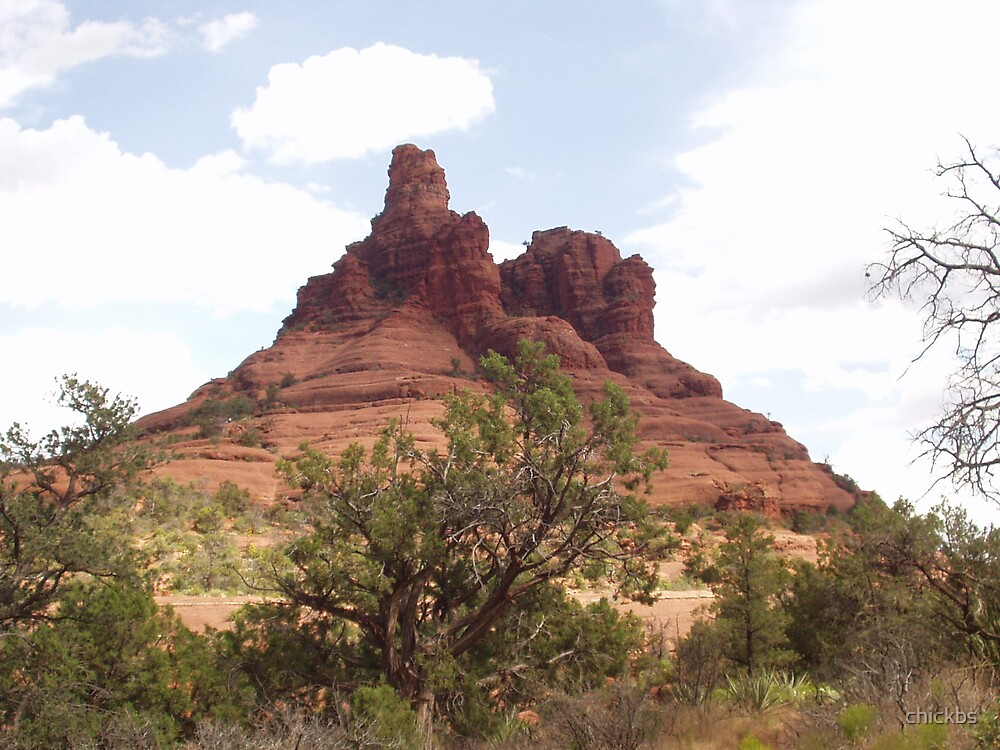 Bell Rock by chickbs