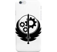 Brotherhood of Steel Logo T-Shirt iPhone Case/Skin