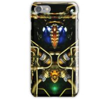 If I had a time machine.. When would I go? iPhone Case/Skin