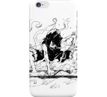 ONE PIECE: 2nd Gear Luffy iPhone Case/Skin