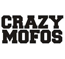 One Direction Crazy Mofos by liarovira