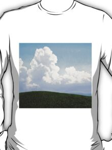 Corn and Clouds T-Shirt