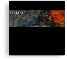 Abstract 5 Canvas Print