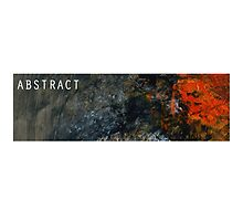 Abstract 5 by Sid3walk Art
