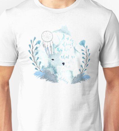 harry qoute v1 Unisex T-Shirt