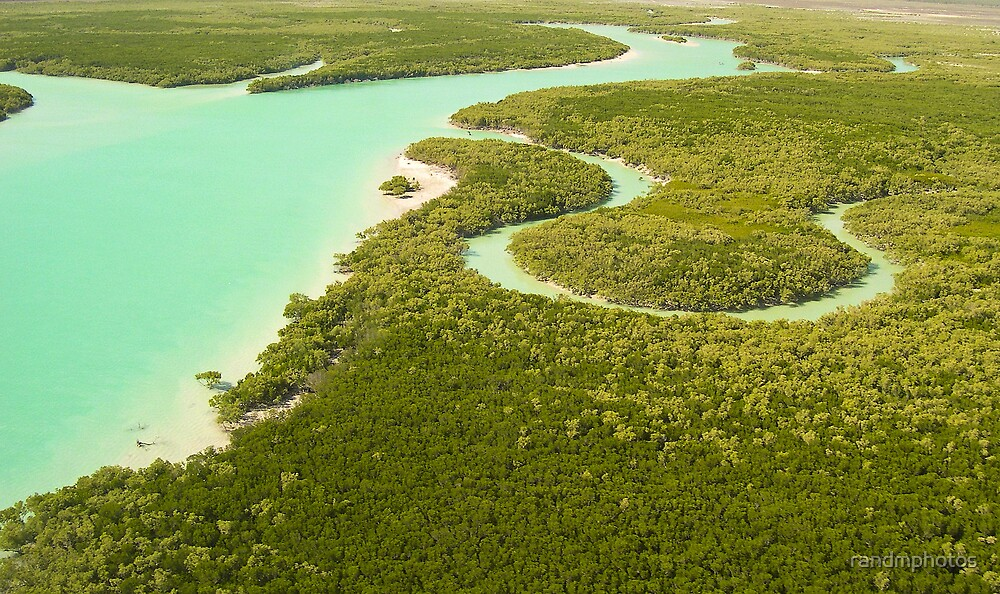 Broome River by randmphotos