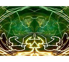 Electric Storm Photographic Print