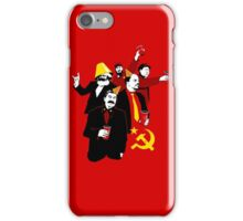 The Communist Party (variant) iPhone Case/Skin