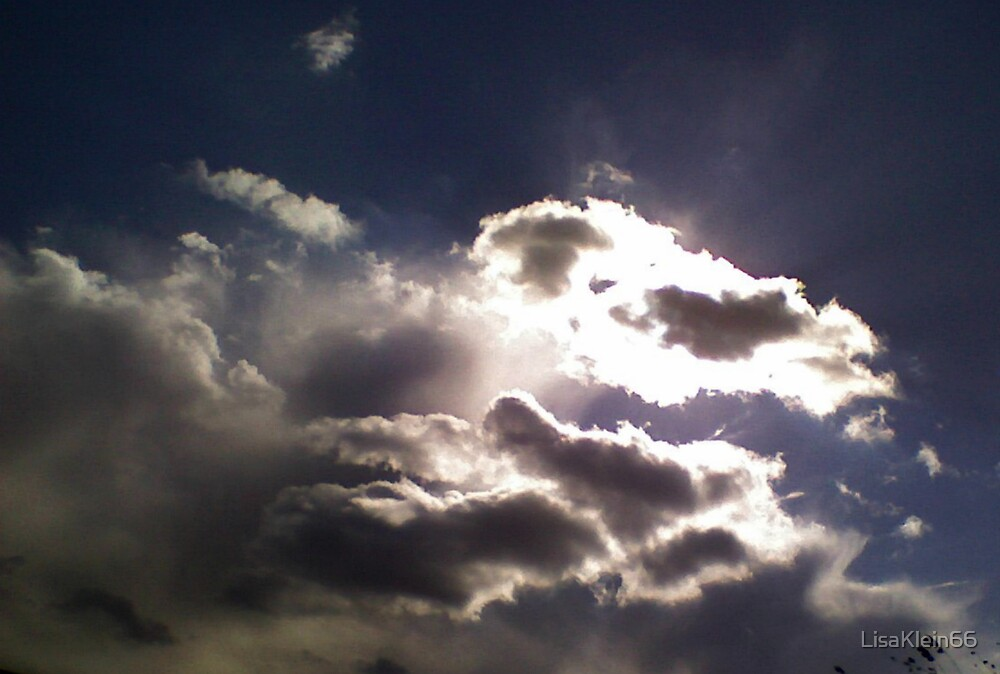 More Driving Clouds by LisaKlein66