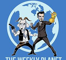 The Weekly Planet by GoldenLegend