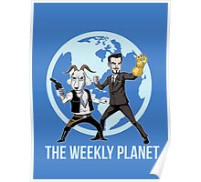 The Weekly Planet Poster