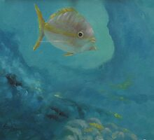 Fishy by Linda Eades Blackburn