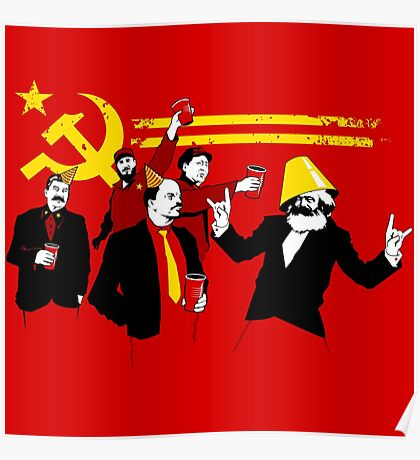 The Communist Party (original) Poster
