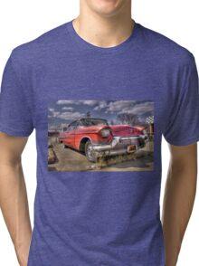 Classic Cadillac  Tri-blend T-Shirt