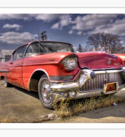 Classic Cadillac  Sticker
