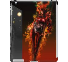 Machine Nightmare {Red} [ Fantasy Figure Illustration ] iPad Case/Skin