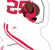 Melvin Gordon Sticker