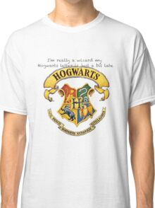 I'm really a wizard Classic T-Shirt