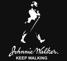 Stencil Johnnie Walker by ejoy87