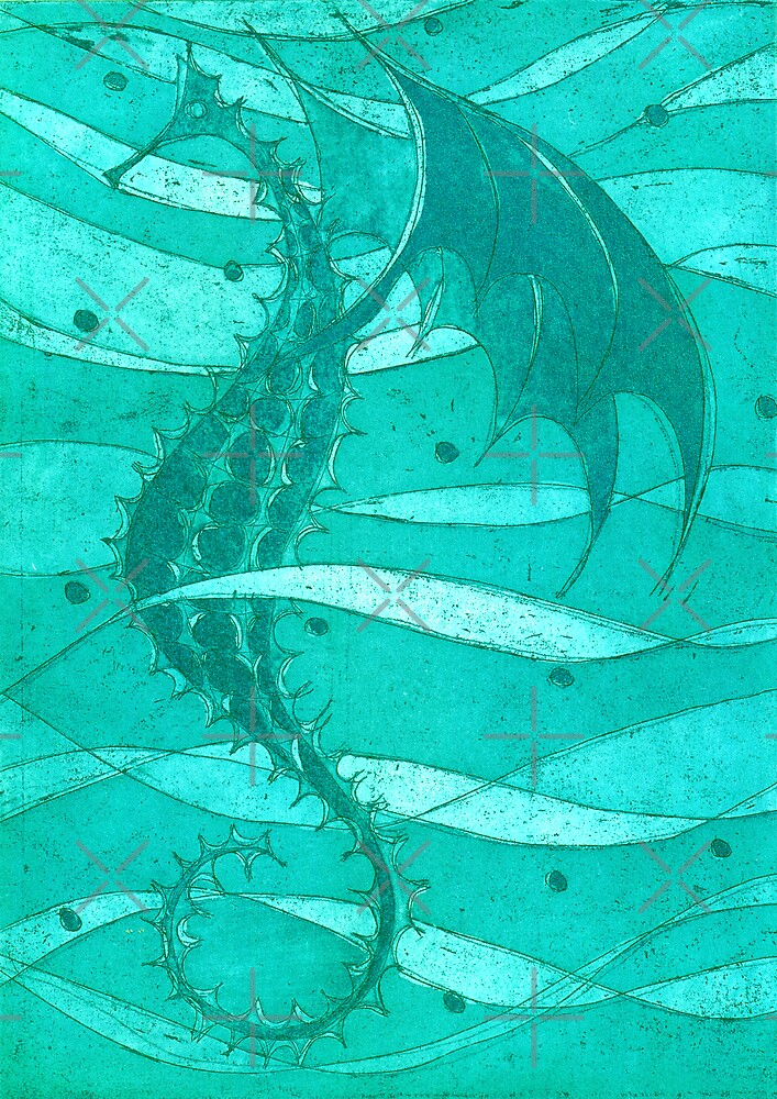 Flight of the Seahorse by Marita