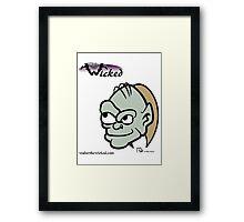 Smeagor! Framed Print