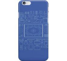 Lebowski Elements iPhone Case/Skin