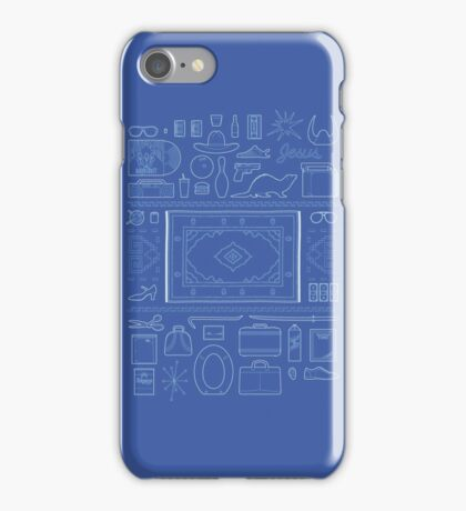 Lebowski Elements iPhone Case/Skin