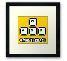 PC Masterrace Framed Print