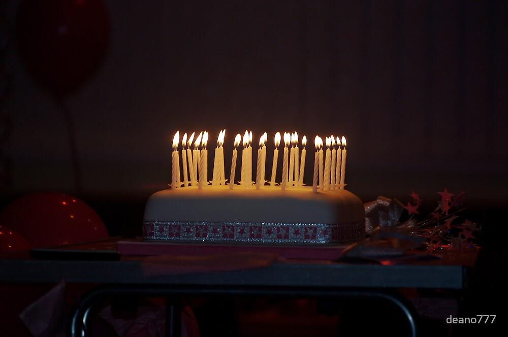 Birthday Cake by deano777