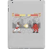 The Final Battle iPad Case/Skin