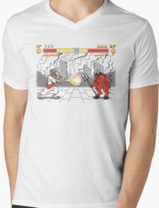 The Final Battle Mens V-Neck T-Shirt