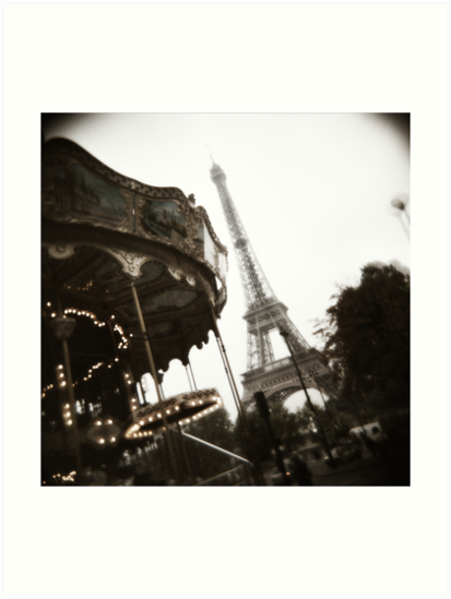 Paris  by VanessaHall
