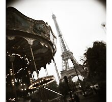 Paris  Photographic Print