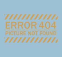 ERROR 404 picture not found yellow  Kids Clothes
