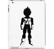 Warrior (black) iPad Case/Skin