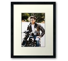 Zac Efron Framed Print