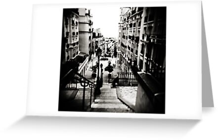Paris steps by VanessaHall