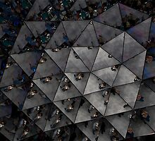 Tricky Tessellation by Michael  Newman