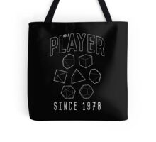 Role Player Tote Bag